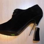 Замена каблука